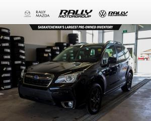 Used 2018 Subaru Forester 2.0XT Touring for sale in Prince Albert, SK