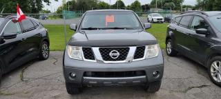 Used 2007 Nissan Pathfinder SE for sale in Ingleside, ON