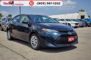 Used 2019 Toyota Corolla LE for sale in Hamilton, ON
