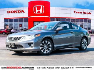 Used 2015 Honda Accord EX for sale in Milton, ON