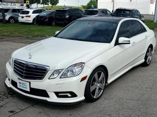 Used 2011 Mercedes-Benz E-Class 4DR SDN E 350 4MATIC for sale in Kitchener, ON