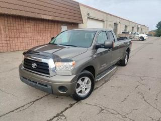 Used 2008 Toyota Tundra 2WD Truck Dbl LB 5.7L V8 6-Spd AT for sale in Burlington, ON