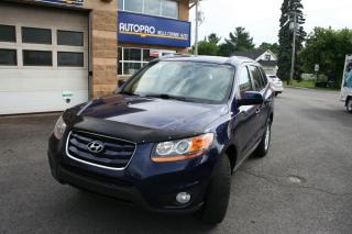 Used 2010 Hyundai Santa Fe GL for sale in Nepean, ON