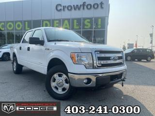 Used 2014 Ford F-150 XLT Supercrew 4x4 for sale in Calgary, AB