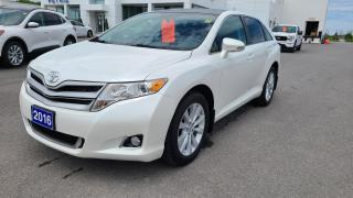 Used 2016 Toyota Venza 4DR WGN AWD for sale in Kingston, ON