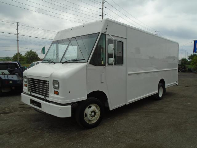 2019 Ford F-59 Commercial Stripped Chassis stepvan 18.5