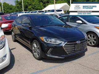 Used 2018 Hyundai Elantra GLS Auto  - $111 B/W for sale in Brantford, ON