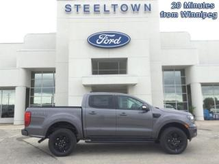New 2021 Ford Ranger Lariat  - Leather Seats -  Heated Seats for sale in Selkirk, MB