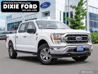 Used 2021 Ford F-150 XLT for sale in Mississauga, ON