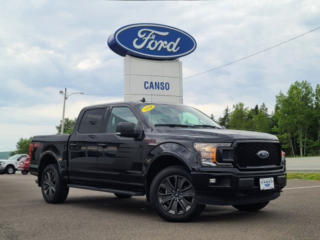 2018 Ford F-150 XLT 4X4 SUPERCREW W/ SPECIAL EDITION PACKAGE