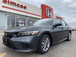New 2022 Honda Civic EX for sale in Simcoe, ON