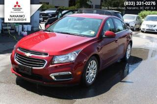 Used 2016 Chevrolet Cruze Limited Eco for sale in Nanaimo, BC