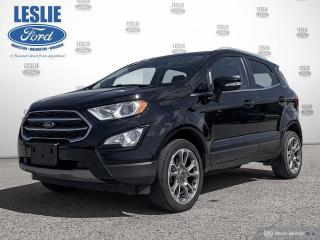 Used 2018 Ford EcoSport Titanium for sale in Harriston, ON
