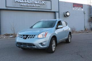 Used 2013 Nissan Rogue S AWD for sale in Calgary, AB