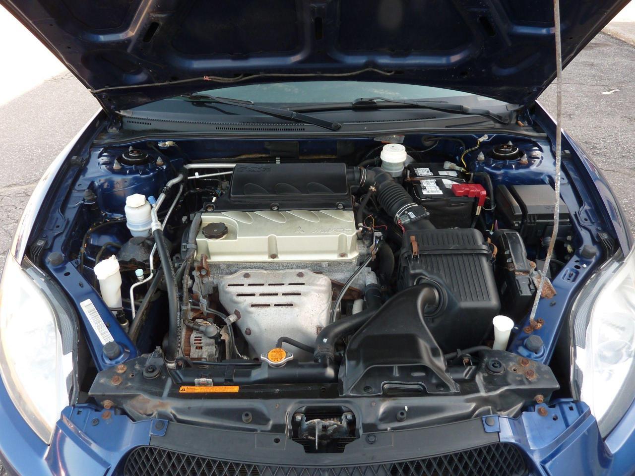 2009 Mitsubishi Eclipse