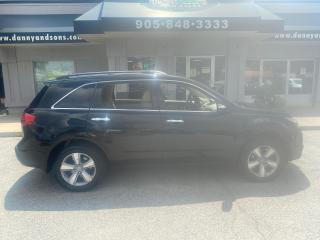 Used 2012 Acura MDX Tech pkg for sale in Mississauga, ON