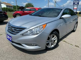Used 2012 Hyundai Sonata GLS for sale in Beamsville, ON