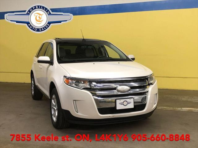 2013 Ford Edge SEL Navi, Pan Roof, Leather, 2 Years Warranty