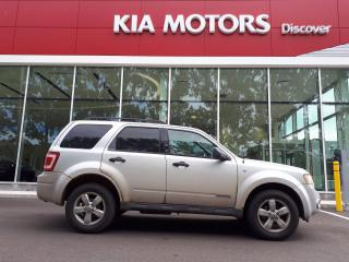 Used 2008 Ford Escape XLT for sale in Charlottetown, PE