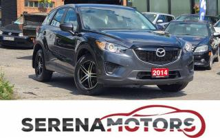 Used 2014 Mazda CX-5 GX   6 SPEED MANUAL   BLUETOOTH   NO ACCIDENTS for sale in Mississauga, ON