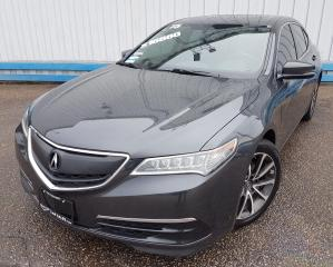 Used 2015 Acura TLX AWD *LEATHER-SUNROOF* for sale in Kitchener, ON