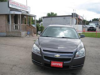 Used 2010 Chevrolet Malibu LT PLATINUM EDITION for sale in Cambridge, ON