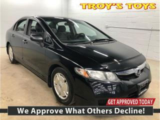 Used 2010 Honda Civic DX-G for sale in Guelph, ON
