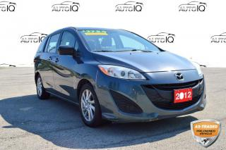 Used 2012 Mazda MAZDA5 GS AS IS AS TRADED for sale in Grimsby, ON