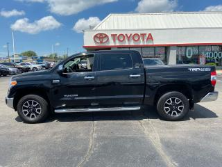 Used 2017 Toyota Tundra TRD CREW MAX 4x4 for sale in Cambridge, ON