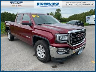 Used 2016 GMC Sierra 1500 SLE Cruise Control | OnStar | Remote Keyless Entry | Rear Vision Camera for sale in Wallaceburg, ON