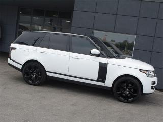 Used 2016 Land Rover Range Rover AUTOBIOGRAPHY|NAVI|DUAL DVD|PANOROOF|22 in ALLOYS for sale in Toronto, ON