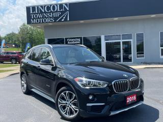 Used 2016 BMW X1 xDrive28i for sale in Beamsville, ON