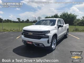 Used 2020 Chevrolet Silverado 1500 High Country HIGH COUNTRY**LOCAL TRADE**ONE OWNER**6.2L V8**HEA for sale in Tilbury, ON