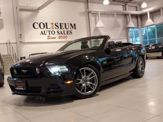 Used 2014 Ford Mustang GT V8 PREMIUM-6 SPD MANUAL-BREMBO BRAKES-CAMERA for sale in Toronto, ON