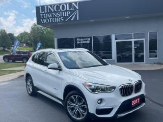 Used 2017 BMW X1 xDrive28i for sale in Beamsville, ON