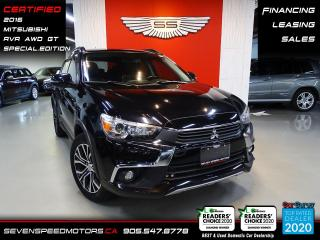 Used 2016 Mitsubishi RVR AWD NAVI | CERTIFIED | FINANCE | 9055478778 for sale in Oakville, ON