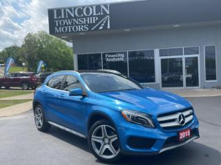 Used 2015 Mercedes-Benz GLA GLA 250 for sale in Beamsville, ON