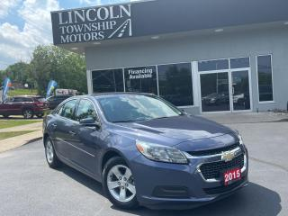 Used 2015 Chevrolet Malibu LS for sale in Beamsville, ON