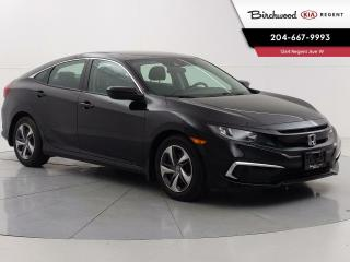 Used 2019 Honda Civic LX | Local One Owner | Heated Seats | Power Group | Rearview Camera | for sale in Winnipeg, MB
