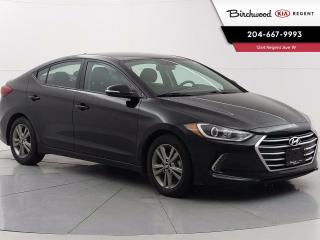 Used 2018 Hyundai Elantra GL | Accident Free | Remote Start | Android Auto | Apple Carplay | for sale in Winnipeg, MB
