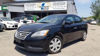 Used 2014 Nissan Sentra S4dr Sdn CVT for sale in Etobicoke, ON