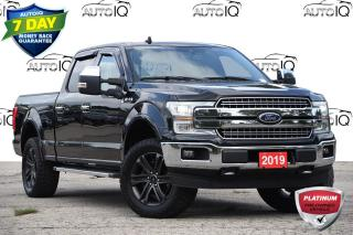 Used 2019 Ford F-150 Lariat ACCIDENT FREE   3.5L V6   CHROME   TECH PACKAGE for sale in Kitchener, ON
