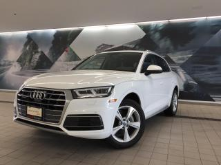 Used 2018 Audi Q5 2.0T Progressiv + Audi Connect   Rear Cam   Roof for sale in Whitby, ON