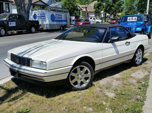 1991 Cadillac Allante ' Southern Quality-Rust Free Car!!!