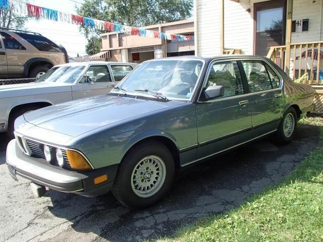 1984 BMW 7 Series 733I