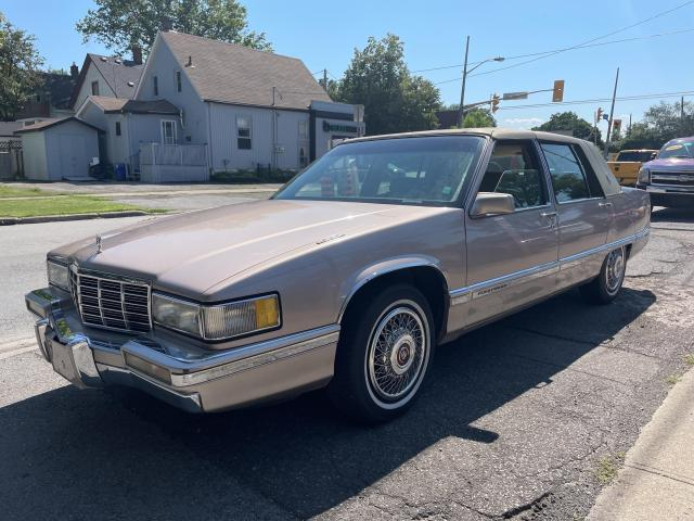 1991 Cadillac Fleetwood D'Elegance Locally Owned Extra Clean a True Classi