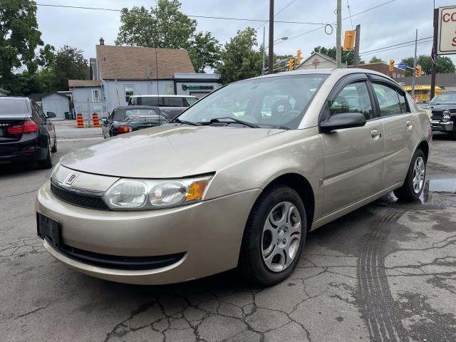 2004 Saturn Ion Midlevel SL2 Locally Owned Clean Low Km's!!!
