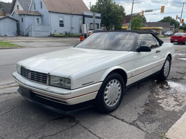 1993 Cadillac Allante ' Hardtop Convertible V8 **RUST FREE**TEXAS CAR**O