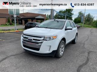 Used 2014 Ford Edge SEL  - Bluetooth -  Heated Seats for sale in Orleans, ON
