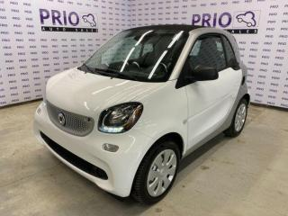 Used 2018 Smart fortwo electric drive coupe passion for sale in Ottawa, ON